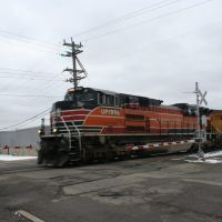 Southern Pacific Heritage!, Инкстер