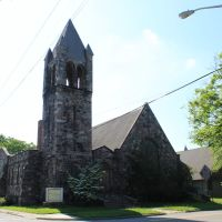 First Congregational United Church of Christ, 218 North Adams, Ypsilanti, Michigan, Ипсиланти