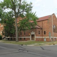 Saint John the Baptist Catholic Church, 411 Florence Street, Ypsilanti, Michigan, Ипсиланти