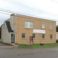 Ypsilanti Community Church, 333 South Prospect Street, Ypsilanti, Michigan, Ипсиланти