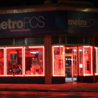 MetroPCS store, 300 East Michigan Avenue, Ypsilanti, Michigan, Ипсиланти