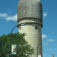 water tower, Ypsilanti, Michigan, Ипсиланти
