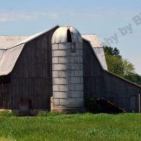 S. Center Hwy Barn 4, Ист-Детройт