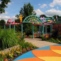 MSU 4-H Childrens Garden, Ист-Лансинг