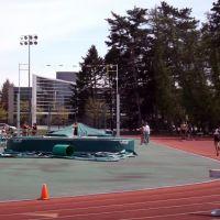 MSU Track & Field Practice, Ист-Лансинг