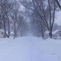 First Good Snow - 20081210, Kalamazoo, MI, Иствуд