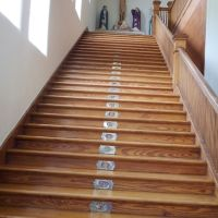 Replica of Holy Stairs, located at Sisters of St. Joseph at Nazareth, MI, Иствуд