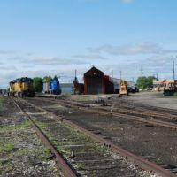 Old Train Yard, Кадиллак