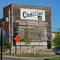 Cadillac 5, Кадиллак