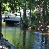 Lake Street bridge, Кадиллак