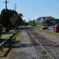 City Park Rail Tracks, Кадиллак