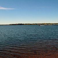 Lake Cadillac, Cadillac, MI, October 2011, Кадиллак