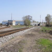 LS&MS / Norfolk Southern near the Gibson Switch looking South, Каламазу