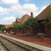 Amtrak Station, GLCT, Каламазу