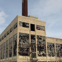 Bryant Paper Co. powerhouse, 2006, Каламазу
