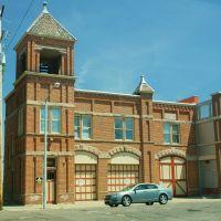 Old Fire House #4 - Kalamazoo, Каламазу