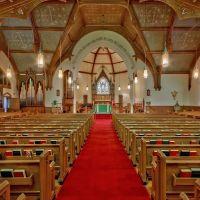 St. Lukes Episcopal Church, Каламазу