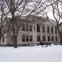 Tuscola County Courthouse, Каро