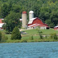 Farm on the Lake, Колдватер