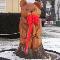 TSB (Tree Stump Bear), Ламбертвилл
