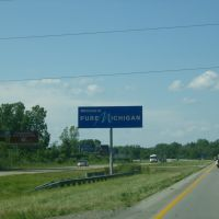 ohio/michigan boarder 2010, Ламбертвилл