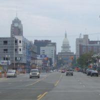 Downtown Lansing, Лансинг
