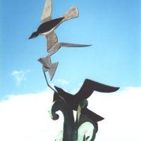 Bird Sculpute, Ливониа