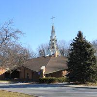 Saint Aidans Catholic Church, 17500 Farmington Road, Livonia, Michigan, Ливониа