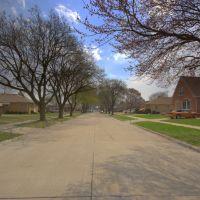 Harrison St., Allen Park, MI, Линкольн-Парк