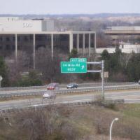 I-75 Exit 65B, Мадисон-Хейтс