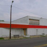 The first Gill-Roys Hardware Store, Маунт-Моррис