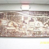 Buick City, Flint, Mi. USA, Маунт-Моррис