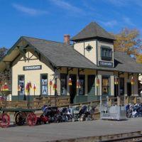 Crossroads Village and Huckleberry Railroad, GLCT, Маунт-Моррис