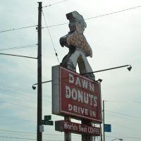 Clio Road Dawn Donuts, Маунт-Моррис