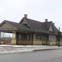 Marinette Train Depot (The Milwaukee Road), Меномини
