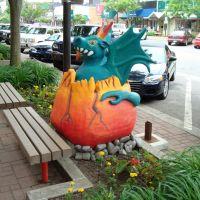 Downtown Dragon, Мидланд