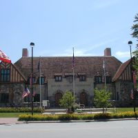 Midland County Courthouse, Мидланд