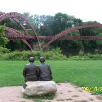 The Tridge - Midland, Michigan, Мидланд