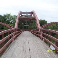 Walking the Tridge - Midland ,Michigan, Мидланд