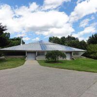 greenhouse at Dow Gardens - Midland, MI, Мидланд