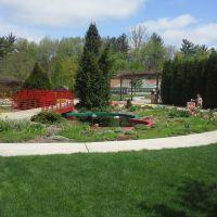 Dow Gardens Childrens Garden, Мидланд