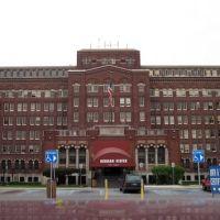 Herman Kiefer Hospital, 2007, Монтроз