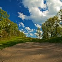 18 facing the green, Мускегон-Хейгтс