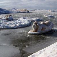 Lake ice, Нортон Шорес