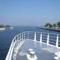 Lake Express Inbound, Нортон Шорес