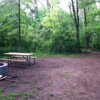 Fort Custer Recreation Area Camping site, Огаста