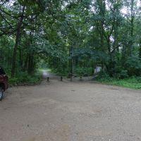 Mountian Bike Trailhead Parking Lot, Огаста