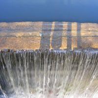 Williams Pond Dam, Spring Valley Park, Kalamazoo, MI, Парчмент