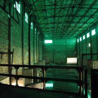 "KVPC the ""green room"", Парчмент"