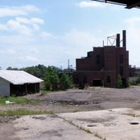 KVP Power House - View from the North, Parchment, MI, Парчмент